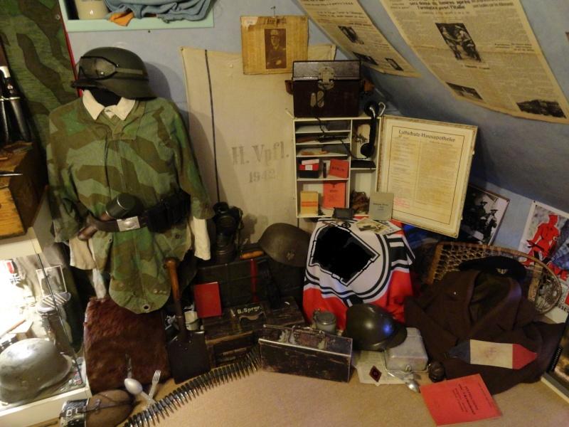 """""""Mon petit musée"""" thème principal allemand WW2 00310"""