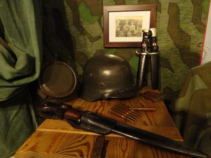 """""""Mon petit musée"""" thème principal allemand WW2 00410"""