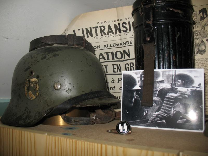 """""""Mon petit musée"""" thème principal allemand WW2 Img_3710"""