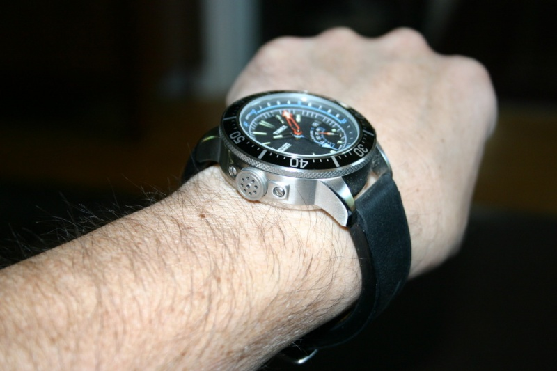 qui a commandé la nouvelle timex profondimetre? Timex10