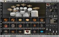 TUTO MAO : BFD2 Batteur Virtuel FxPansion Partie 1 Bfd210