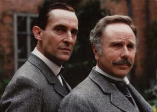 Sherlock Holmes I : le film 517510
