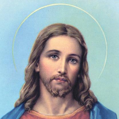 Jésus est l'amour de Dieu Jesus10