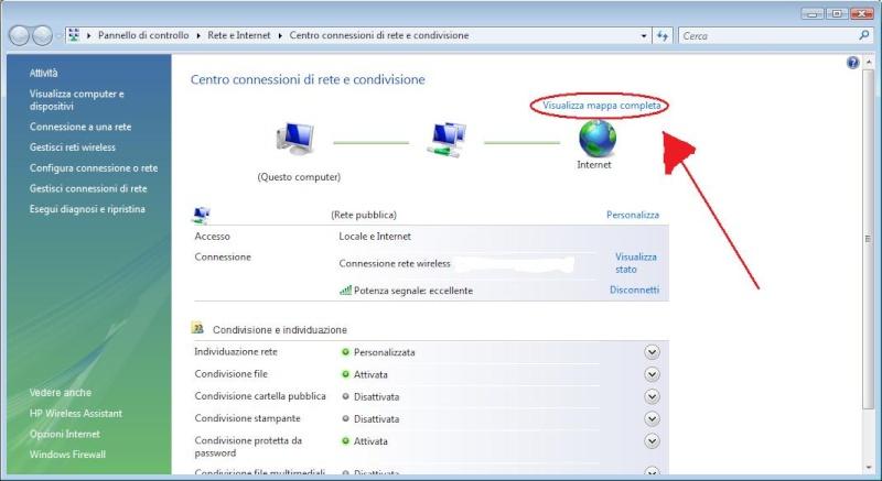 Non funziona la connessione internet all'on-demand premium HD Net-tv Centro10