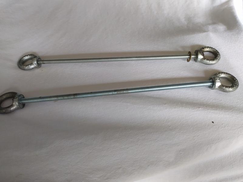 Sangle + sangle roue arrière + sangle poignée +bloc roue avant 16074511