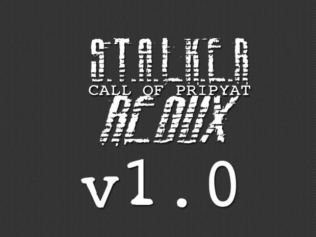 S.T.A.L.K.E.R. Call of Pripyat: Redux v1.0 1024x710
