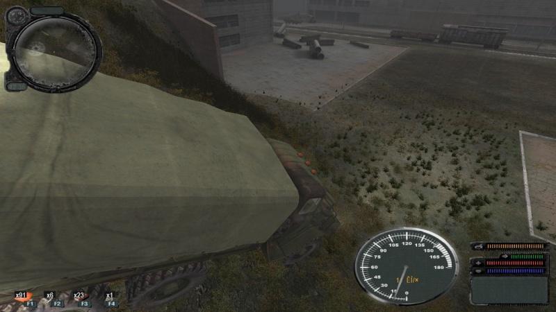 Quelques images de la zone du Mod NS DMX 1.3.5 La bêta  910