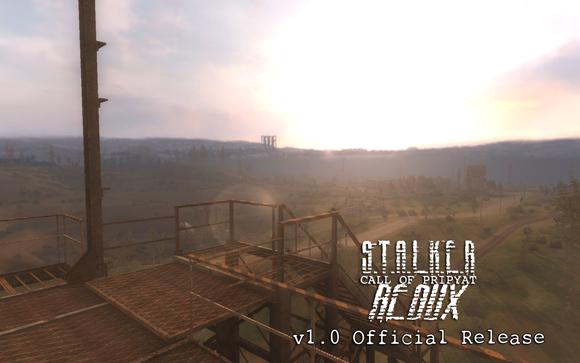 S.T.A.L.K.E.R. Call of Pripyat: Redux v1.0 V1_0re10