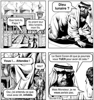 Conversion et polémique 111