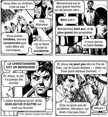 Conversion et polémique 211
