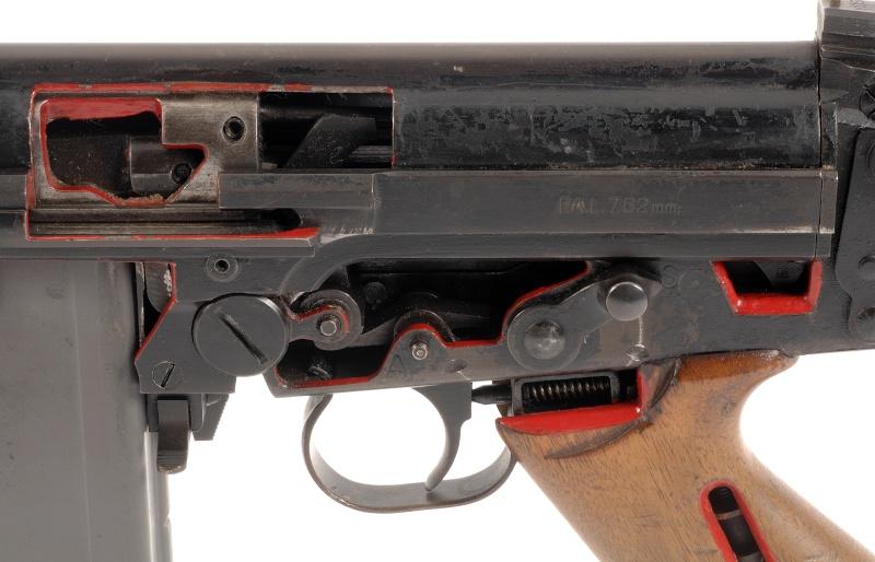 FN FAL didactique 1955 ABL 20060011