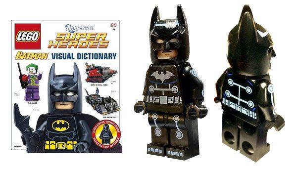 Batman LEGO - L'Encyclopédie  48720110