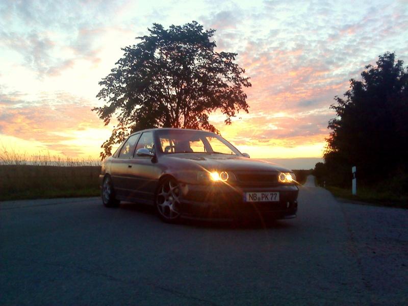 Mein erstes Auto. Vecci A :) Dsc00110