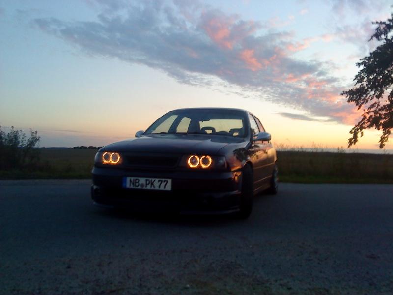 Mein erstes Auto. Vecci A :) Dsc00111
