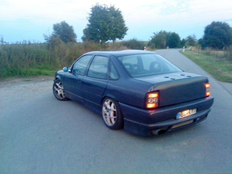 Mein erstes Auto. Vecci A :) Dsc00112