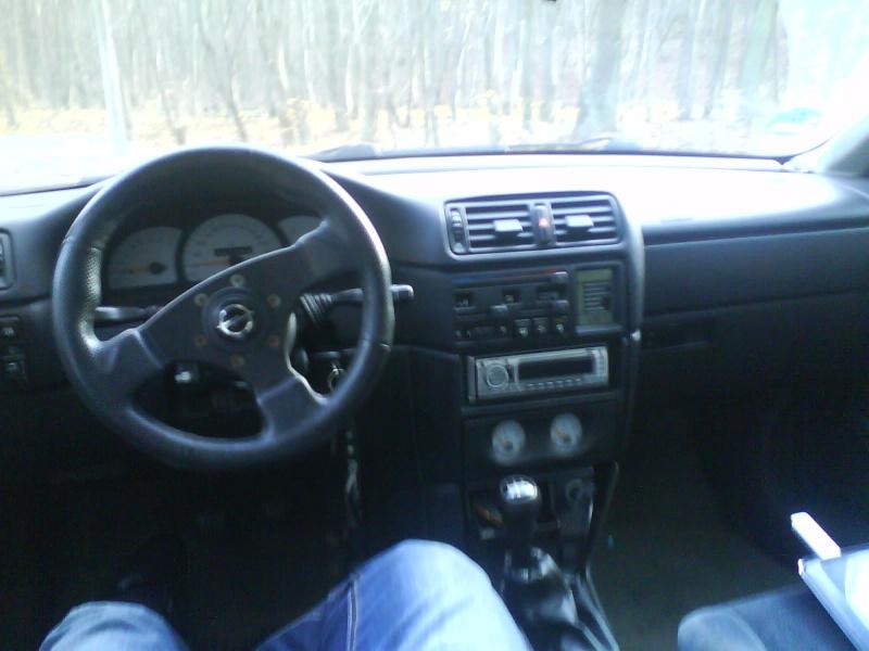 Mein erstes Auto. Vecci A :) Dsc00511