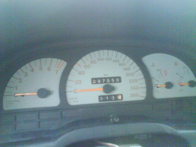Mein erstes Auto. Vecci A :) Dsc00512