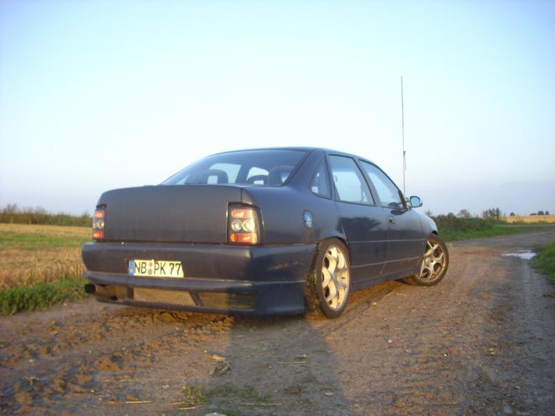 Mein erstes Auto. Vecci A :) Dsci0811