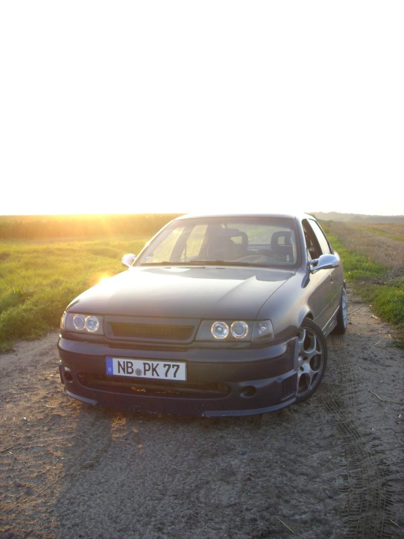 Mein erstes Auto. Vecci A :) Dsci0815