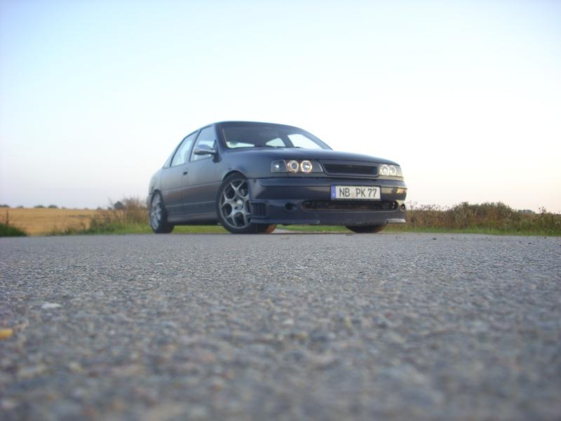 Mein erstes Auto. Vecci A :) Dsci0816