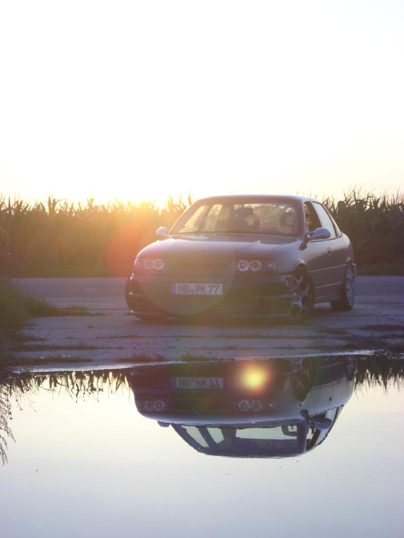 Mein erstes Auto. Vecci A :) Dsci0818