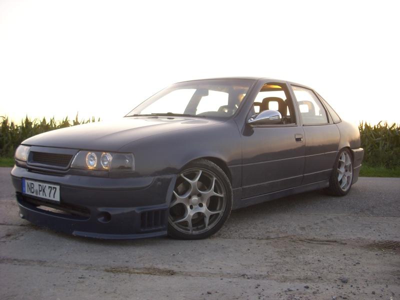 Mein erstes Auto. Vecci A :) Dsci0819