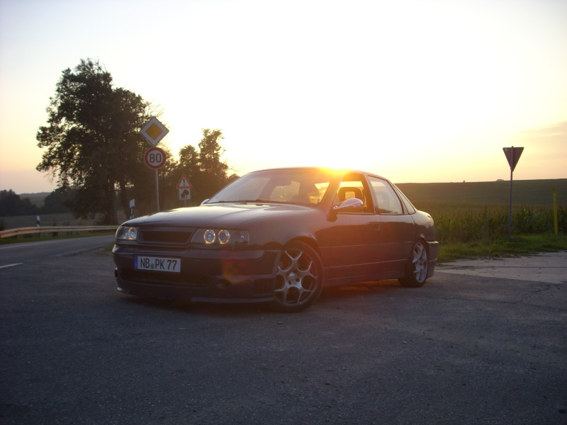 Mein erstes Auto. Vecci A :) Dsci0820