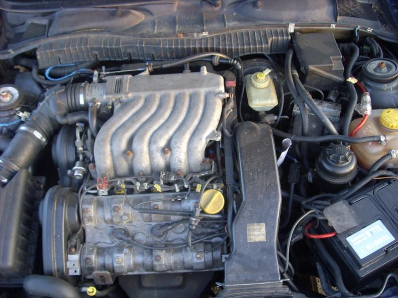 Mein erstes Auto. Vecci A :) Dsci0821