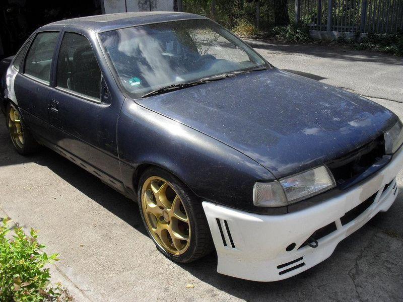 Mein erstes Auto. Vecci A :) T2ec1610