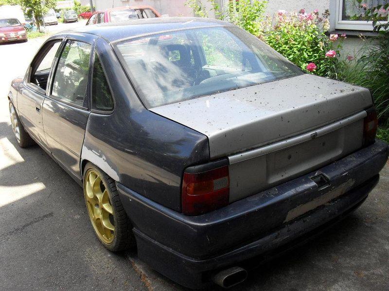 Mein erstes Auto. Vecci A :) T2ec1612