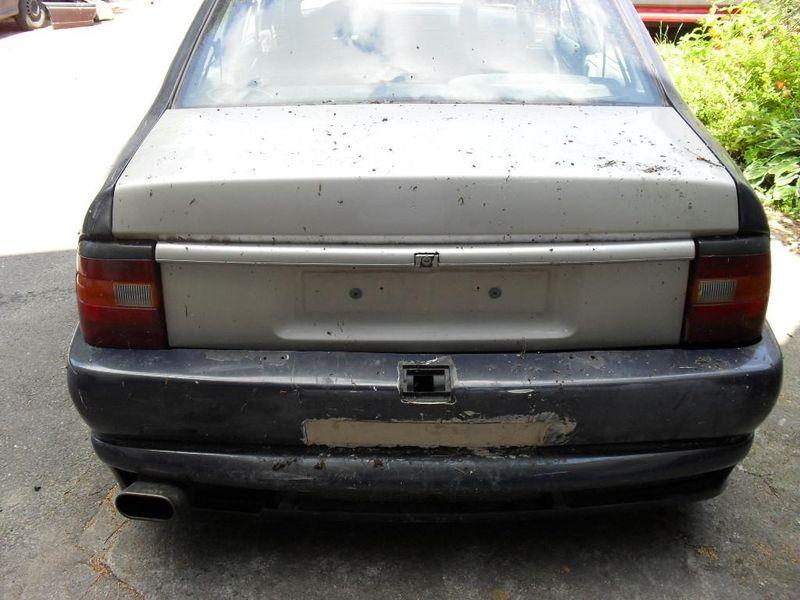 Mein erstes Auto. Vecci A :) T2ec1613