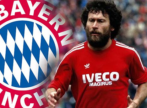 [Défenseur] Paul #Breitner Bayern11