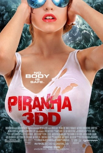piranha - APRES PIRANHA 3D , PIRANHA 3DD Piranh12