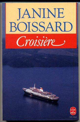 [Boissard, Janine] Croisière. Croisi10
