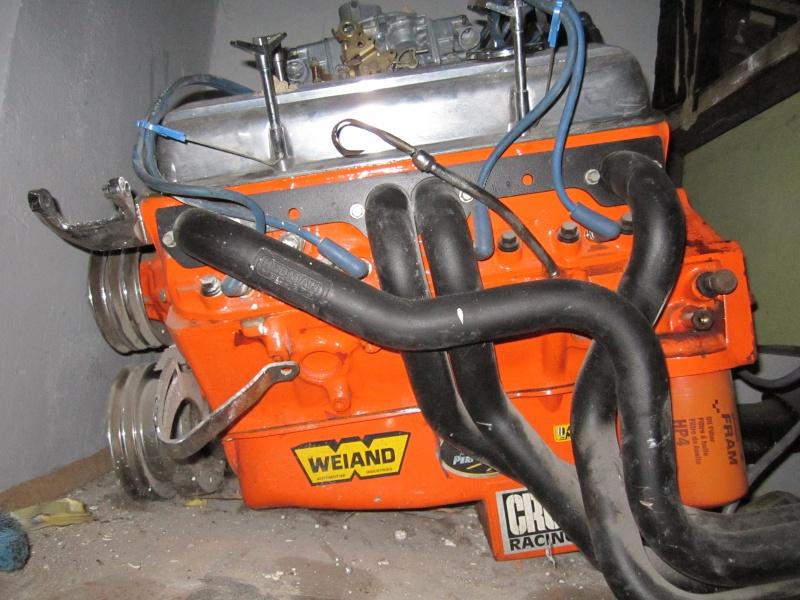 moteur chevrolet Genima10