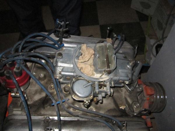 moteur chevrolet Genima11