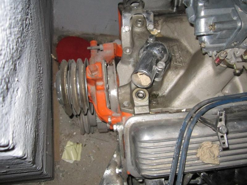 moteur chevrolet Genima12