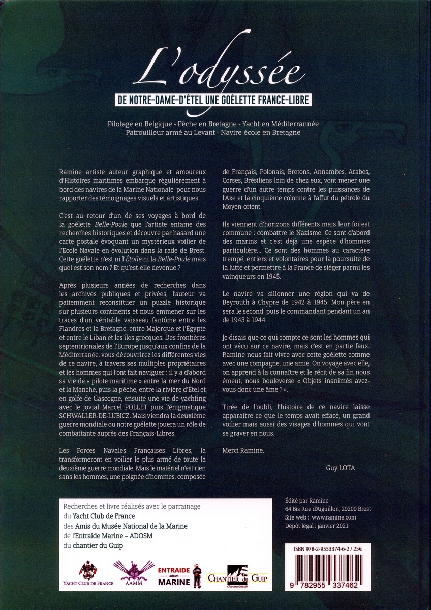 [ Logos - Tapes - Insignes ] ÉCUSSONS ET INSIGNES - TOME 2 - Page 33 Dos_de11