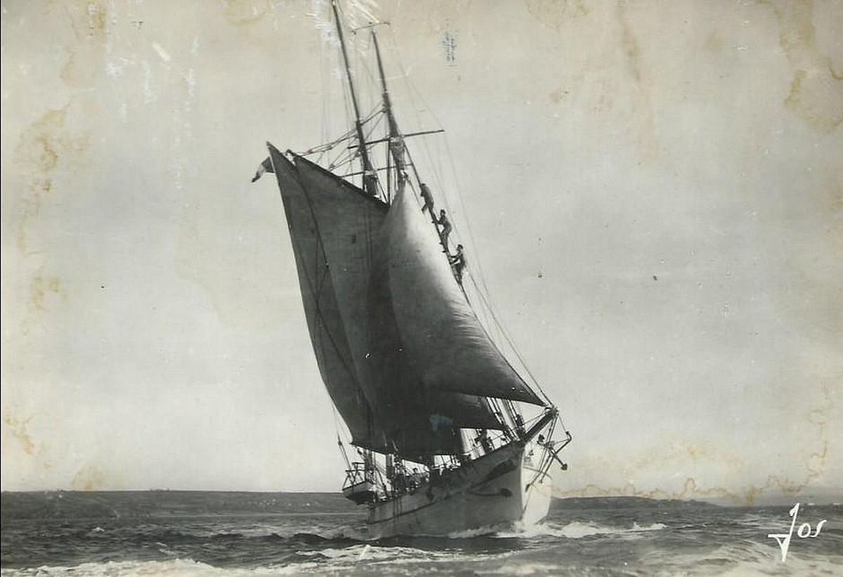 [Vie des ports] Etel d'aujourd'hui et son histoire de la pêche au thon Notre-22