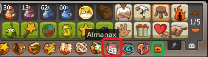 [Tuto] Almanax S110