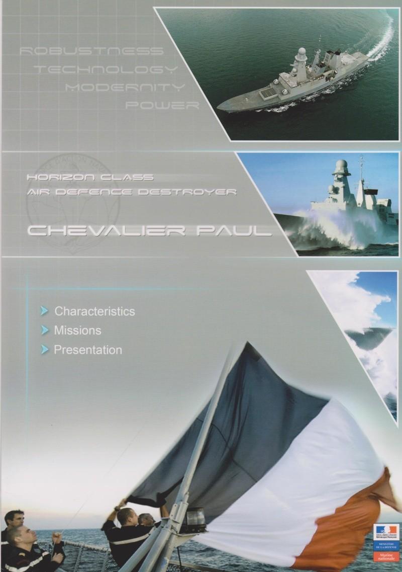 FDA - Frégates type Horizon (Forbin & Chevalier Paul) - Page 6 Cheval12