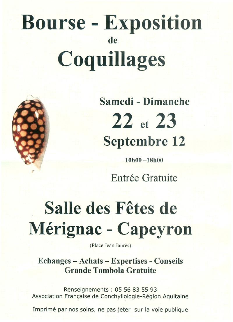 2012 Bourse de Mérignac - 22 & 23 septembre - Page 2 Marign10