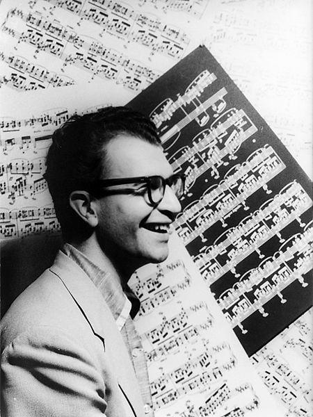 Dave Brubeck (et son quartet) [Jazz] 450px-12