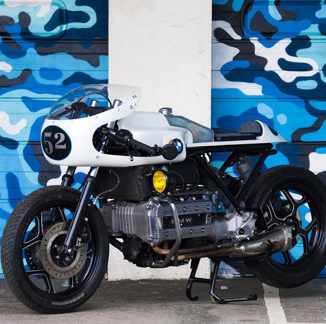 C'est ici qu'on met les bien molles....BMW Café Racer - Page 6 1411