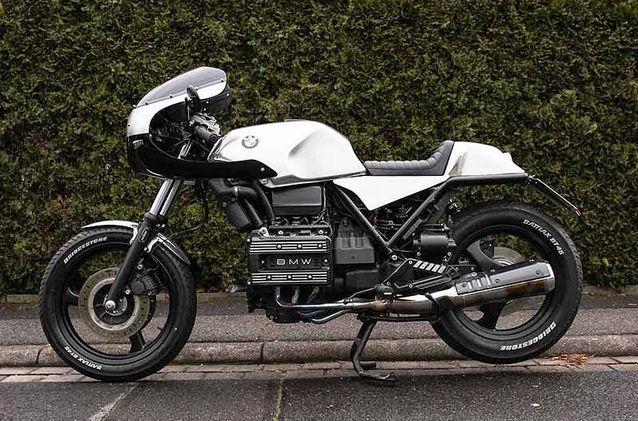 C'est ici qu'on met les bien molles....BMW Café Racer - Page 10 616