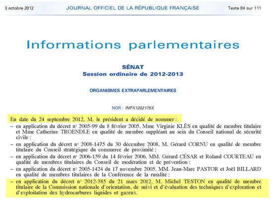 Loi n° 2011-835 du 13 juillet 2011 : procédure, application... + commission de suivi Jo031010