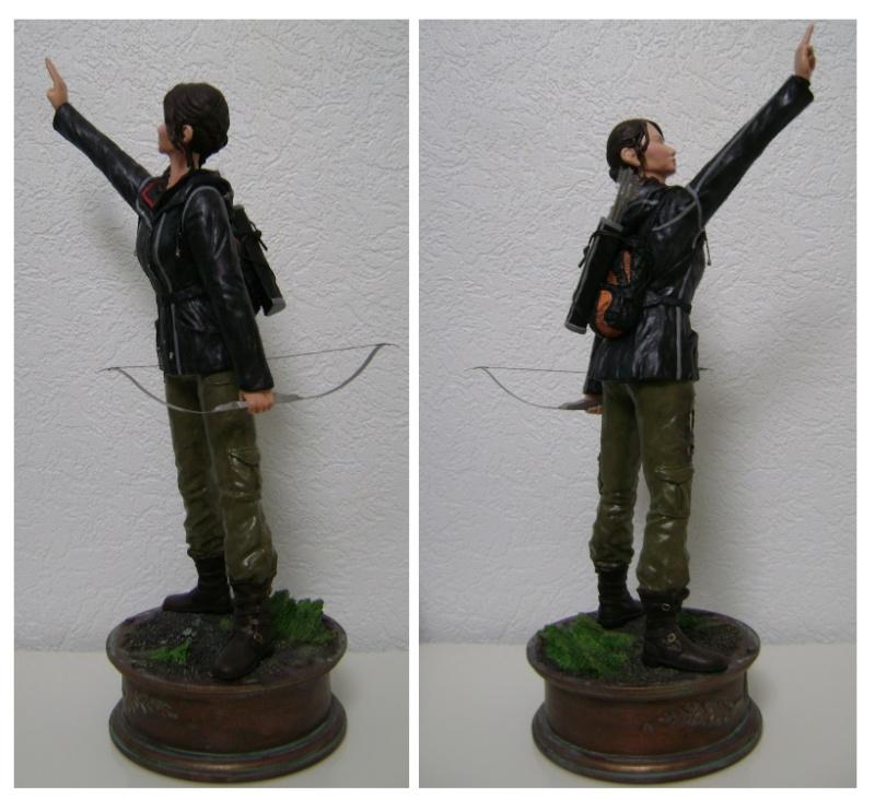 Sculpture de Diablo : Katniss Everdeen 1/6 statue (Hunger Games) Katnis11