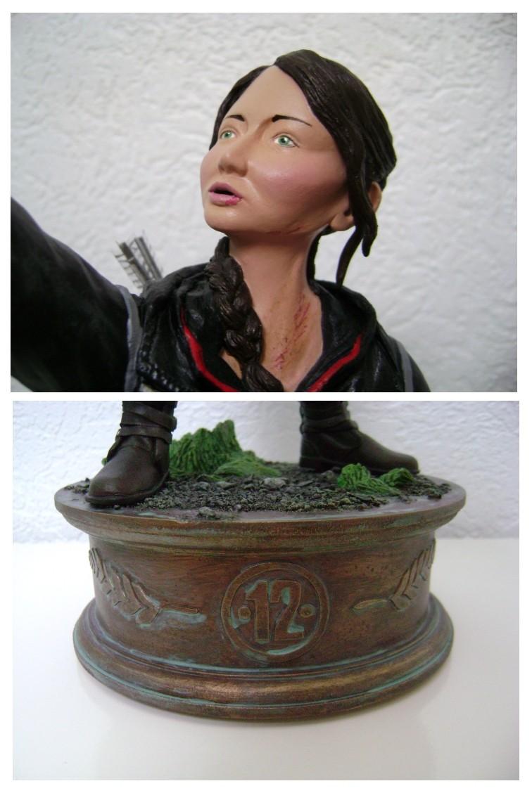 Sculpture de Diablo : Katniss Everdeen 1/6 statue (Hunger Games) Katnis13
