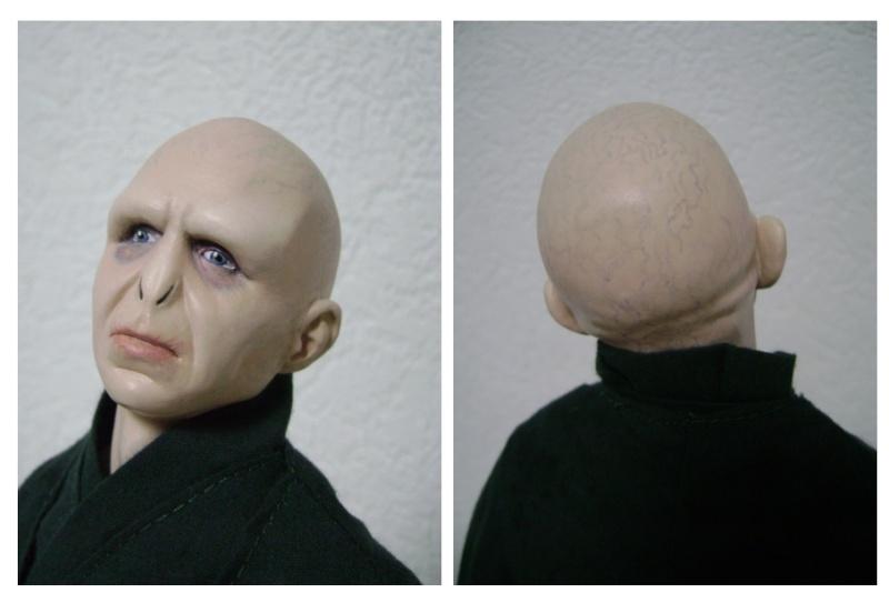 Sculpture de Diablo : Voldemort HP7 part2 1/4 scale Voldem12