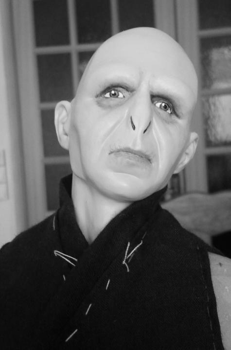 Sculpture de Diablo : Voldemort HP7 part2 1/4 scale Wip210